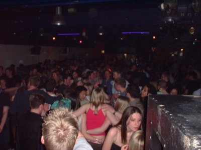Frenzy in Berlins/The Underground, The Guild, March 2003.