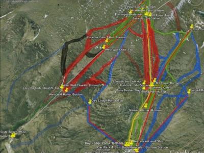 Cairngorm map.
