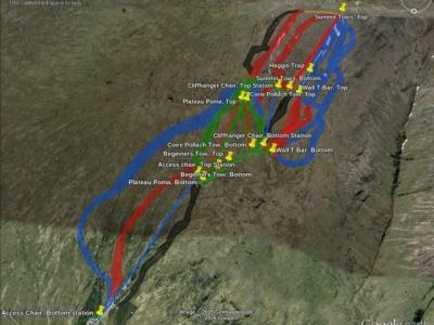 Glencoe map.