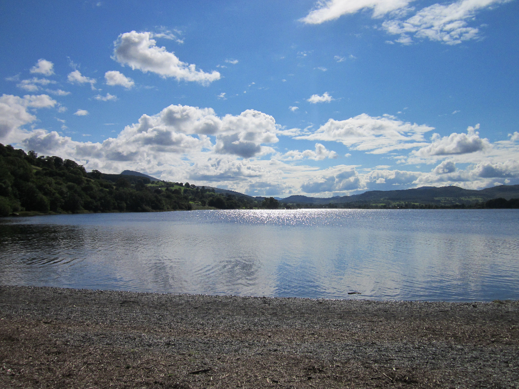 Llyn Tegid from Llangower.