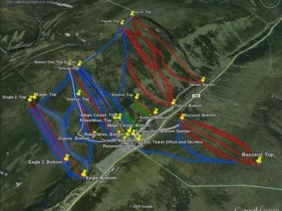 The Lecht Map.